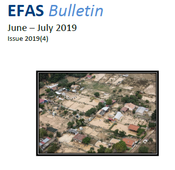 EFAS Bulletin June - July 2019