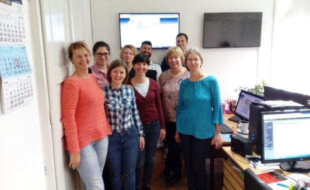 EFAS training for Croatia