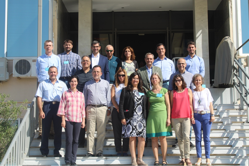 EFAS mission in Greece