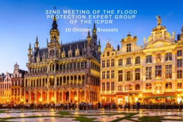 32nd meeting of the Flood Protection Expert Group of the ICPDR, 10 October, Brussels