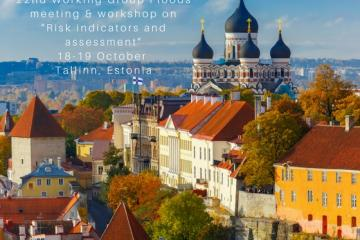 22nd Working Group Floods meeting & workshop, 18-19 October, Tallinn, Estonia