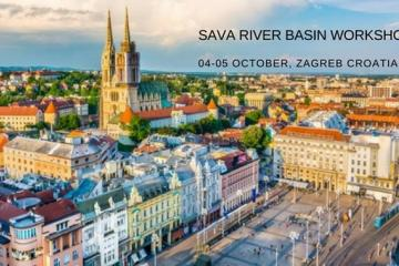Sava River Basin workshop, 04-05 Oct, Zagreb, Croatia
