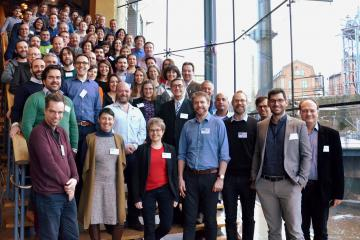 Participants at the 13th annual EFAS meeting in Norrköping, Sweden, 13-14 March 2018.