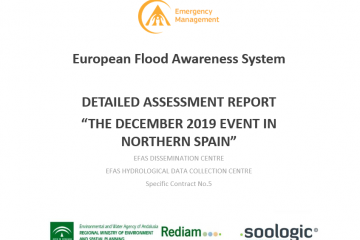 Assessment Report Floods Spain December 2019